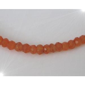 カーネリアンネックレスオレンジ45cm/天然石(メイン)留め具はシルバー925使用|0001pppcom
