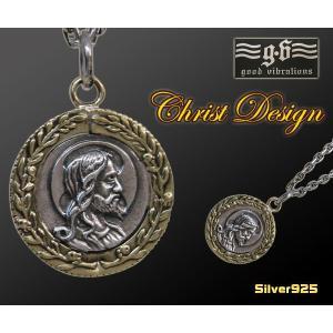 (GV)キリストと鐘のコインペンダントSV+B (メイン)|0001pppcom