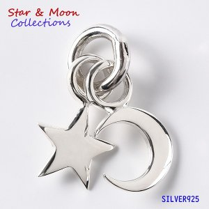 星と月のペンダント(1)/スター三日月 (メイン)|0001pppcom