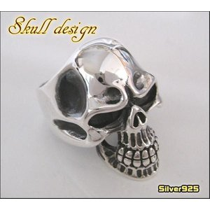 (スカルリング(26)(メイン) ドクロの指輪製|0001pppcom