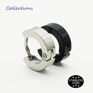ステンレス ピアス(12)10mm小さめ 片耳売り 選択可 金色 銀色 黒色 ピンクゴールド メイン サージカル 316L メンズ レディース フープ|0001pppcom