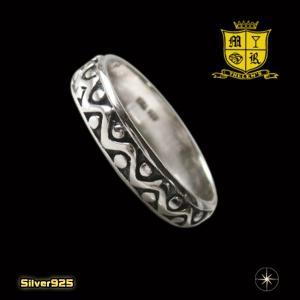 デザインリング(26)08号・11号・12号/(メイン)シルバー925銀指輪・シンプル|0001pppcom