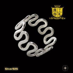 デザインリング(38)12号・14号・16号・18号/(メイン)シルバー925銀指輪・シンプル 0001pppcom