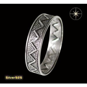 デザインリング(43)11号・13号・15号・17号・19号・21号・23号・25号/(メイン)・シンプルな指輪・シルバー925銀|0001pppcom