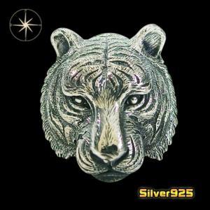 タイガーリング(1)17号18号19号20号21号22号23号24号25号/【メイン】シルバー925銀メンズ指輪・リング虎・タイガー・動物|0001pppcom