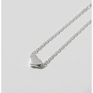 ネックレス・ハート(3)(メイン)シルバー925製/銀/ハートレディース|0001pppcom