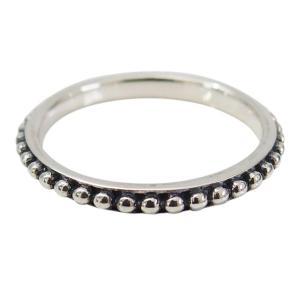 デザインリング(70)11号から20号 シルバー925 銀 メンズ レディース  アクセサリー ミル打ち    指輪 リング|0001pppcom