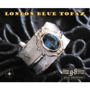 (GV)ロンドンブルートパーズフェザーリング(2)フリーサイズ メイン 羽根指輪|0001pppcom