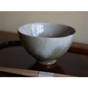 信楽焼 葵(あおい)茶碗|010gama