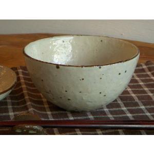 信楽焼 茶碗 鉄粉引 010gama