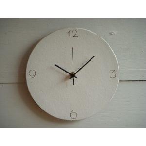 信楽焼 壁掛け時計 CL'−5(L)|010gama