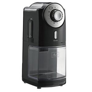 ・サイズ:W97×D160×H255mm ・容量:ホッパー容量:200g、受皿容量:200g ・重量...