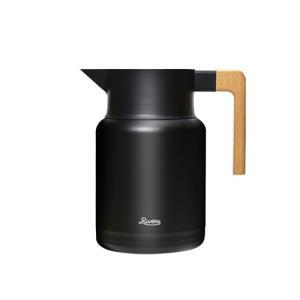 サーモジャグ キート 魔法瓶 保温 保冷 ポット リバーズ ステンレス リバース ポット 保温ポット 1.3L ウォータージャグ RIVERSの商品画像|ナビ