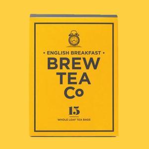 【English Breakfast】 上品でまろやかな味わいが本当に美味しいBrew Tea Co...