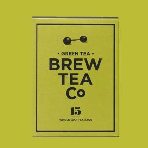 【Green Tea】 シングルオリジン(単一産地の茶葉のみを使用)のシンプルなブレンドを採用。 と...