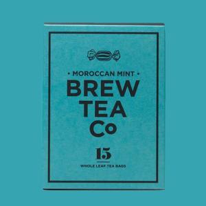 【Moroccan Mint】 本場モロッコのミントティーは、緑茶(ガンパウダー)をお湯で煮出し、フ...
