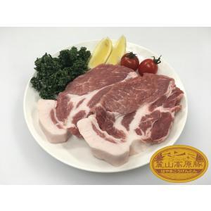 ブランド豚 麓山高原豚 国産 豚 肩ロース とんかつ 6枚 ( 150g×6 ) 029yasan