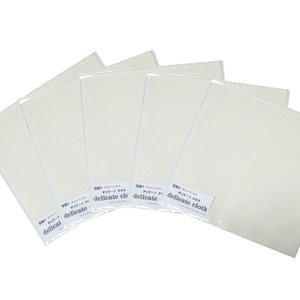 サンエーパール デリケート クロス 3AP delicate cloth ケアクロス マイクロファイバークロス 15cm×15cm 5枚セット|06xy