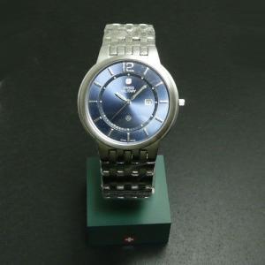 スイスミリタリー 腕時計Y メンズ フラットラウンド ML153 06xy
