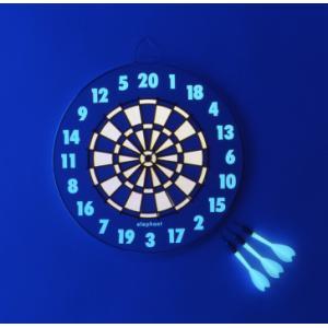 送料無料 ダーツボード 光るダーツ ダーツパーティゲーム シャイン-33|06xy