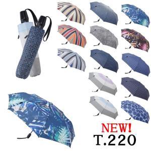 折りたたみ傘 自動開閉 クニルプス knirps 晴雨兼用 T.220 Medium Duomatic Safety 2019新作|06xy