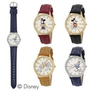 ディズニー ミッキー ミニー プーさんドナルド チップ&デール 腕時計 レディース キッズ kids Watch キャラクターウォッチ 子供腕時計 WD-B09 06xy
