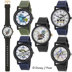 ディズニー 腕時計 キッズ kids Watch キャラクターウォッチ WD-H02 モンスターズ・インク チップ&デール ヒューイ デューイ ルーイ トイ・ストーリー 06xy
