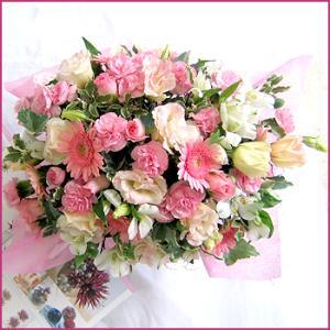フラワーアレンジメント(フレアー) お誕生日 出産祝い 結婚記念日 お見舞い 開店祝い|087-ie|02
