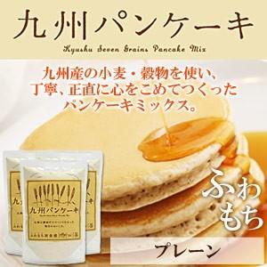 メール便/一平九州パンケーキ200g×3袋/郵便受けへの投函...