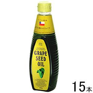 ケータック グレープシードオイル 460g×15本セット /食品|09shop
