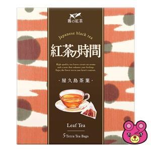UCC 霧の紅茶 紅茶の時間 リーフティーバッグ 屋久島 5P×24個入 / 食品