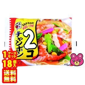 五木食品 2コチャンポン 320g×18/箱 /食品