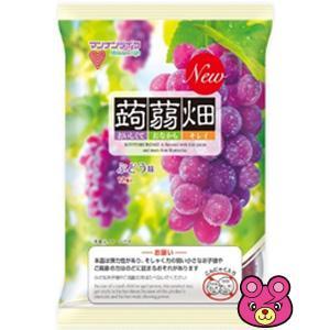 マンナンライフ 蒟蒻畑 ぶどう味 12個×12袋入 /食品|09shop