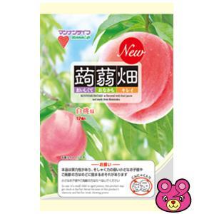 マンナンライフ 蒟蒻畑 白桃味 12個×12袋...の関連商品6
