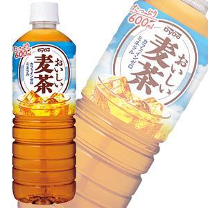 ダイドー おいしい麦茶 PET 600ml×24本入 /飲料