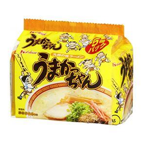 ハウス食品 うまかっちゃん 5食入×6個入:合計30食入 /食品