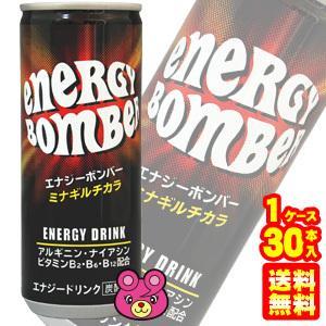 宝積飲料 エナジーボンバー 缶250ml×30本入(飲料)