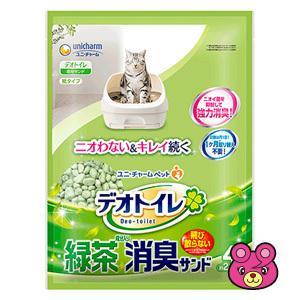 ユニチャーム 1週間消臭・抗菌デオトイレ 飛散...の関連商品2