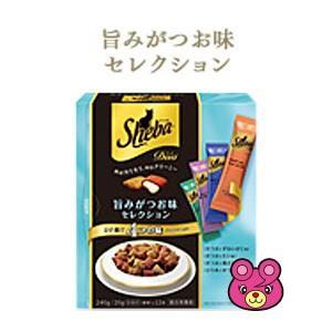 シーバデュオ 旨みがつお味セレクション 箱240g×12個入(/ケース)(ペット)(HK)