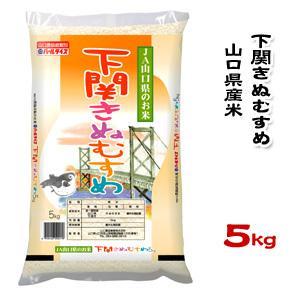 山口県産米 / 下関 きぬむすめ 5kg /お米:農協直販 :n100 ...