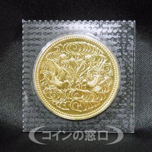 天皇陛下 御在位60年記念貨幣 10万円金貨 昭和61年銘 (プリスターパック入り)