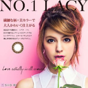 LACY Type PIENAGE ワンデー カラコン12枚 DIA14.0 BC8.6 PWR±0.00〜6.00