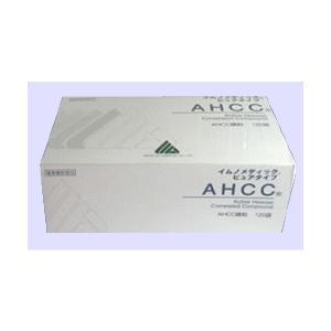 残りわずかです AHCC イムノメディックピュア120包