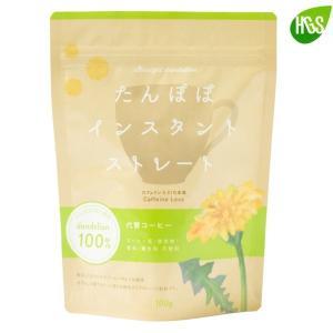 たんぽぽ・インスタント ストレート 100g /Straight dandelion 生活の木♪|100-mei-sai