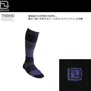 14-15DEELUXE【THERMO SOCKS/MIX】サーモソックス
