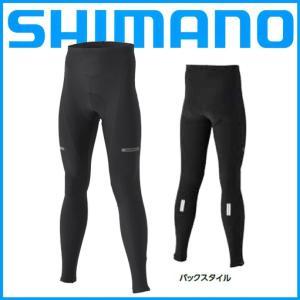 2019秋冬 SHIMANO ウインタータイツ サイクルウェア メンズ ロードバイク サイクリングウ...