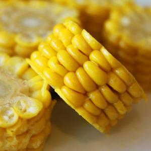 北海道産カットコーン(2.5cmカット)320g(8個) とうもろこし トウモロコシ ポイント消化 業務用 冷凍食品 ニッスイ|1001000