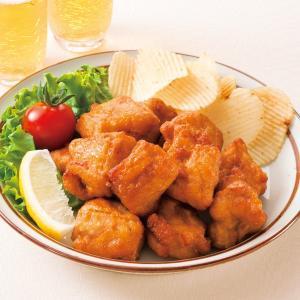 自然解凍若鶏の唐揚 500g 竜田揚げ 鶏肉 フライ から揚げ ポイント消化 業務用 冷凍食品 ニッスイ|1001000