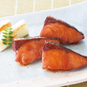 骨とりぶり照り焼き 240g(10切) 煮魚 ポイント消化 業務用 冷凍食品 ニッスイ|1001000