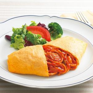 ふんわりたまご オムナポリタン 6個セット ナポリタン オムレツ 業務用 冷凍食品 ニッスイ|1001000